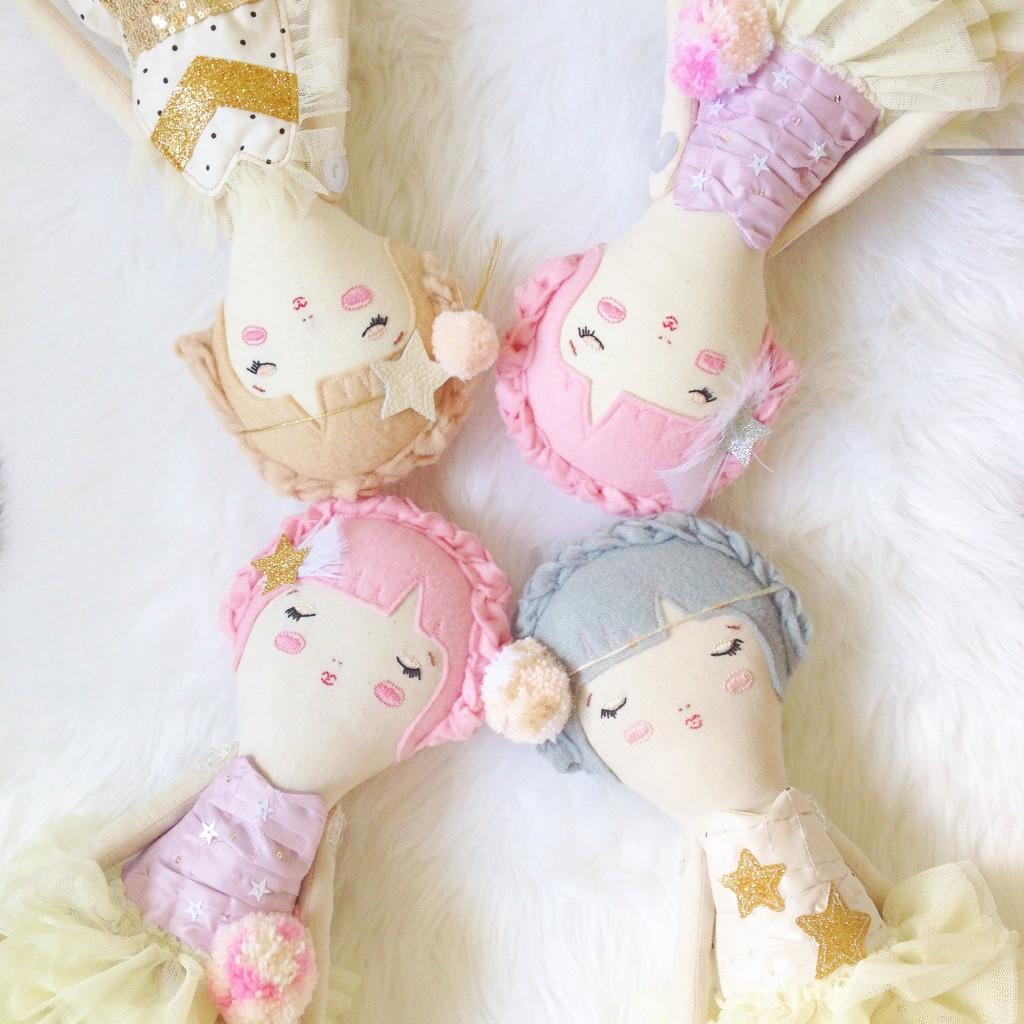GiddyUpGertrude dolls c